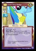 Lead Pony Badge aus dem Set Premiere