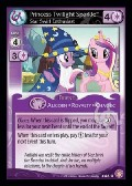 Princess Twilight Sparkle, Star Swirl Enthusiast aus dem Set Absolute Discord Foil