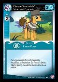 Cheese Sandwich, All Around Equestria aus dem Set Absolute Discord Foil