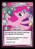 Pinkie Pie, Ambassador of Laughter aus dem Set Equestrian Odysseys Foil