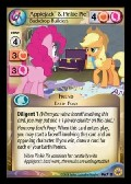 Applejack & Pinkie Pie, Backdrop Builders aus dem Set Friends Forever