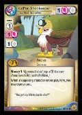 Griffon Shopkeeper, Tax Not Included aus dem Set Friends Forever
